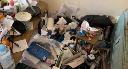 Hoarders Cleaning